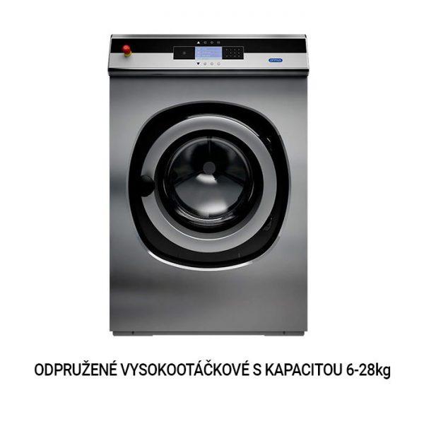 Priemyselné práčky-rada FX